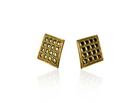 Earrings Chesterfield Gold