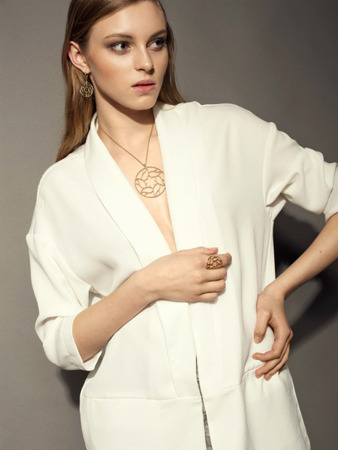 Necklace Milano Gold
