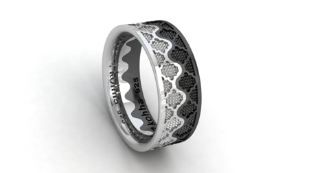 Ring Crown Silver
