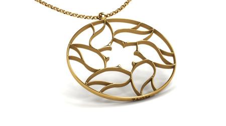 Halskette Milano Golden