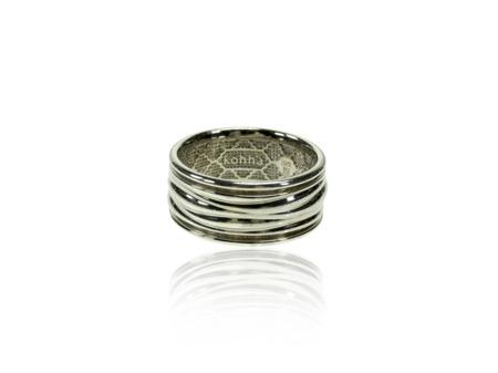 Ring Baltic Weiß