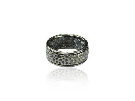Ring Vesuvio Schwarz