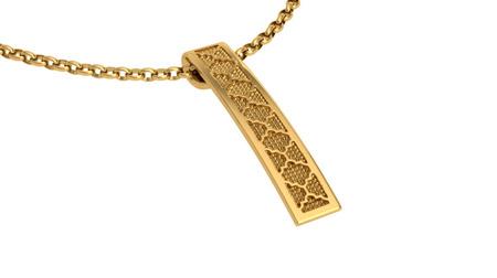 Naszyjnik Classic Gold